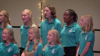 Bethelhemu (arr. Beck) -- Twin Peaks Middle School Choir