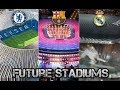 14 Football Stadiums in the Future