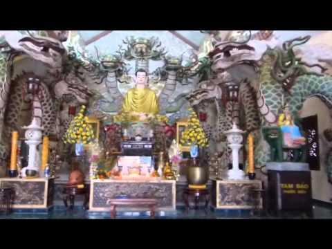 Globe Dreamers : Temple du Bouddha d'or ( Da Lat - Vietnam)