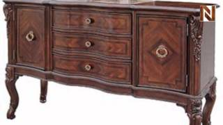 Ayrshire Court Sideboard C4001-09 By Fairmont Designs