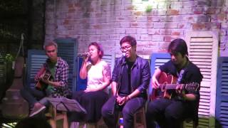 CODE Band - Nhé Anh (Live at Cafe Xưởng)