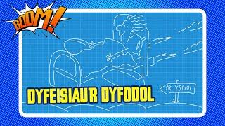 Dyfeisiau'r dyfodol... YR YSGOL! | Boom! | Future inventions - school edition!