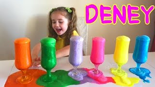#Deney 3 | Köpüren sabun deneyi | Learn Colors With Science