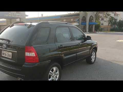 Sportage LX 2008 automático