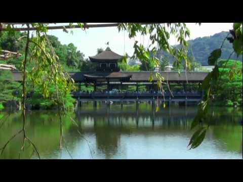 Shin'en Garden of Heian jingu in Kyoto!