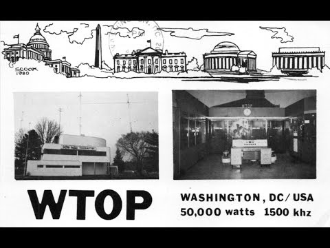 1500 WTOP Washington, D.C. 1987