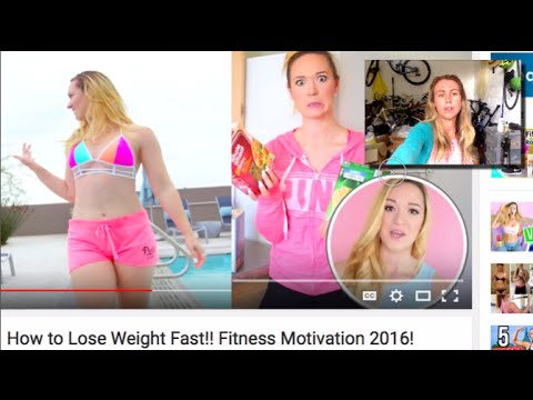Alisha Marie 'How to LOSE WEIGHT fast' - My response