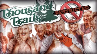 Thousand Trails Age Restricted (55+ Campgrounds 2019) || #RVLife