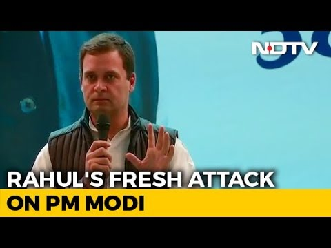 """What Kind Of Hindu Is He?"" Rahul Gandhi Attacks PM Modi In Rajasthan Mp3"