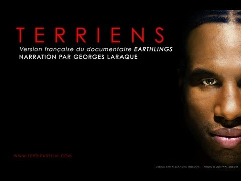 T E R R I E N S  (Earthlings) NARRATION PAR GEORGES LARAQUE