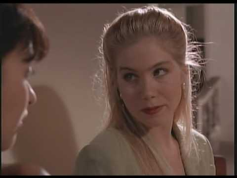 Across The Moon Elizabeth Pena And Christina Applegate Meet in Police Station