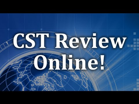 Certified Surgical Technologist Exam Instrument Cycle - YouTube