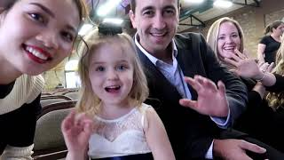 #103: Cận cảnh một đám cưới ở Mỹ | Đại gia đình chụp hình vui ơi là vui