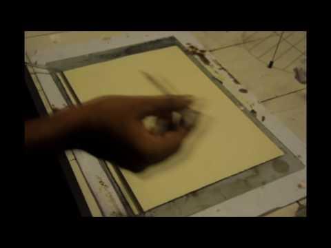Albumen Printmaking Part 1
