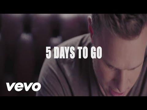 Olly Murs - Right Place Right Time (5 Days To Go)
