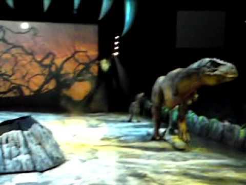Dinosaurier Im Reich Der Giganten Köln 712010 Kölnarena T Rex