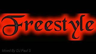 Freestyle MegaMix - Lisette Melendez - K7 - Stevie B - Cynthia - (DJ Paul S)