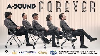A-Sound - Forever live concert TVC
