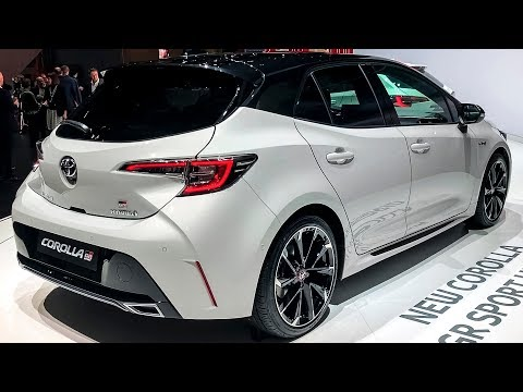 2020 Toyota Corolla GR Sport - Walkaround