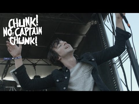 Chunk! No, Captain Chunk! - Set It Straight (Live Tour Video)
