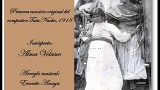 La Borrachita, canción inédita de Alma Velasco, 2012.