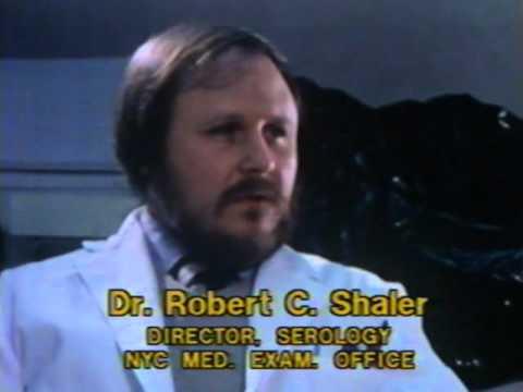 The Science of Murder | NOVA | VHS rip | 1981
