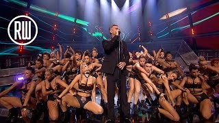 Robbie Williams | BRIT Awards 2017 | The Heavy Entertainment Show Medley