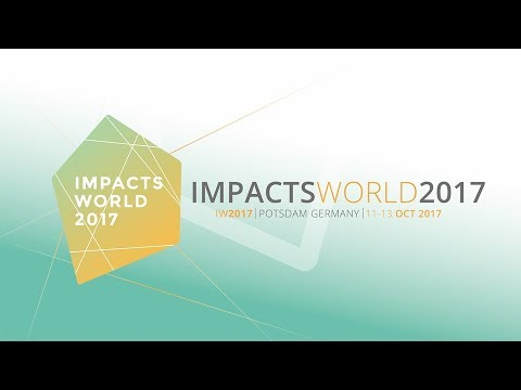 IW2017 conference - III: Counting the economic costs of climate change