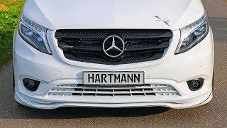 2017 Hartmann Mercedes Vito 119 CDI Mixto
