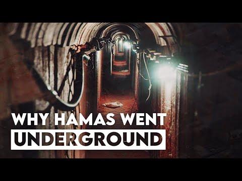IDF Destroys Hamas 'Metro' Terror Tunnels