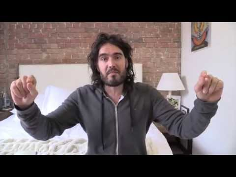 Cameron VS Miliband - Who's The Chicken? Russell Brand The Trews (E240)