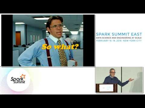 Apache Spark and the Enterprise