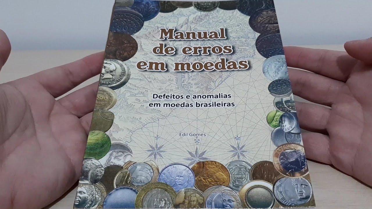 CATÁLOGO MANUAL DE ERROS EM MOEDAS