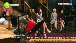 [Vietsub + Lyric] Someone Like You - Sojin ft Minah (Girls Day) cover Adele