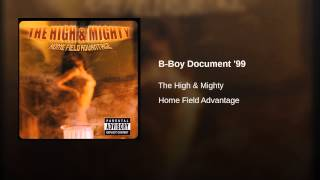 B-Boy Document