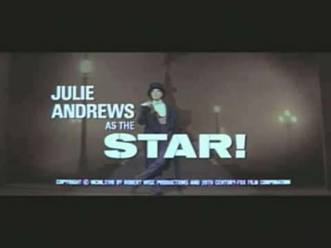STAR! Original Trailer - Julie Andrews