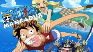 One Piece MangaDub The Movie (Romance Dawn Version 1)