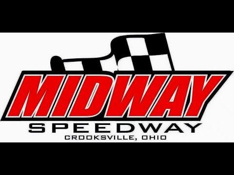 Midway Speedway 2017 Highlight Video