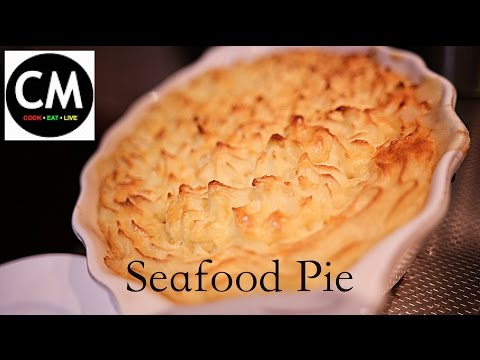 Seafood Pie Recipe
