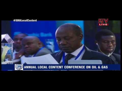 The Stanbic Uganda 4th Annual Local Content conference on 'Oil & Gas development' #SBULocalContent