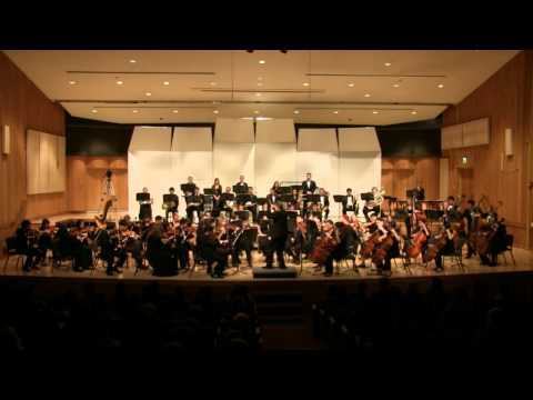 Sac State Orchestra 10-22-13