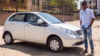 Tata Vista Tech - The Practical Hatchback | Faisal Khan