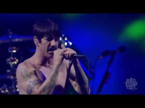 Red Hot Chili Peppers - Jam + Goodbye Angels -  Lollapalooza Chicago 2016 HD