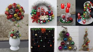 10 Christmas decoration ideas at home, Christmas decoration ideas 2021