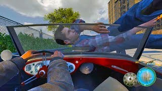 Mafia 2 in FIRST PERSON (Mafia 2 First Person Driving)