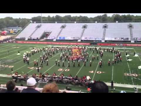 Fishers High School Marching Tiger Band 2014
