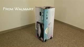 Walmart Spa Sensations by Zinus - 8' inch Theratouch Memory Foam Mattress