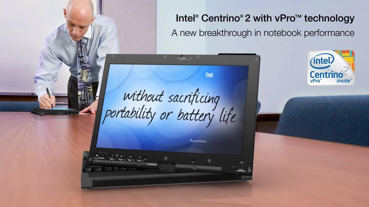 Lenovo ThinkPad X200 Tablet Notebook