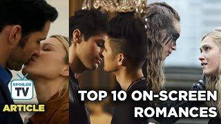 Top 10 TV Romances