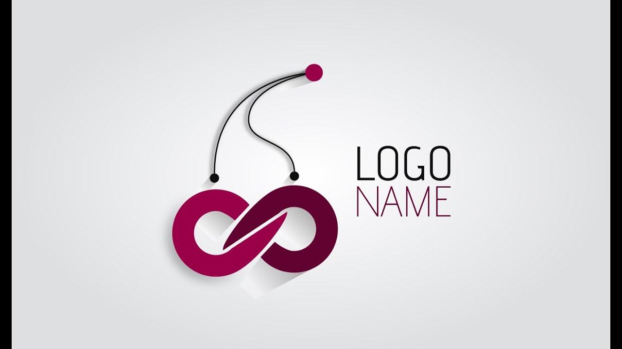Adobe Illustrator CC   Logo Design Tutorial (Cherry) - YouTube